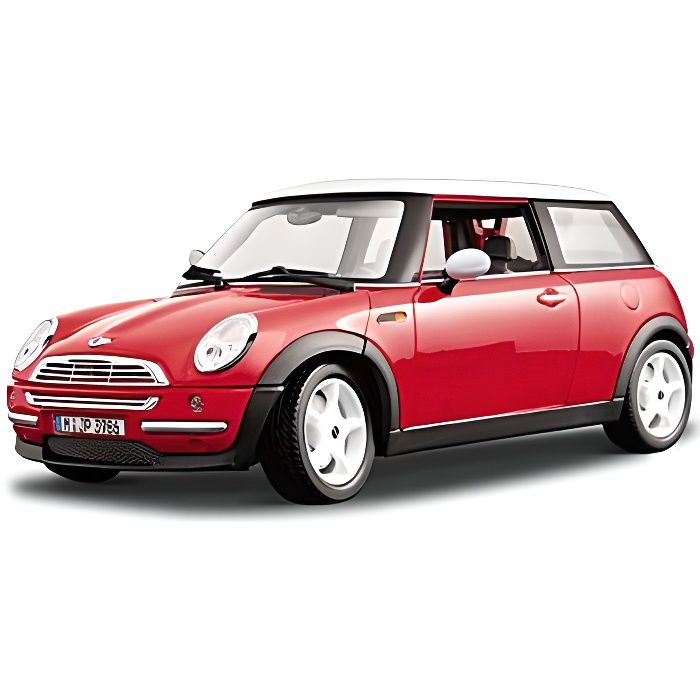 mod le r duit mini cooper 2001 achat vente voiture construire cdiscount. Black Bedroom Furniture Sets. Home Design Ideas