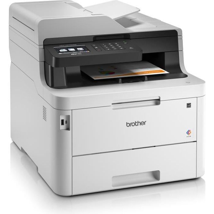 IMPRIMANTE BROTHER Imprimante multifonction Laser couleur 4-e