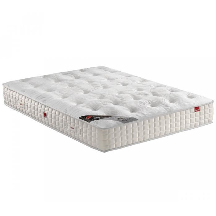 matelas epeda mysteria multi actif 140x190 moncornerdeco. Black Bedroom Furniture Sets. Home Design Ideas