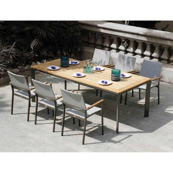 Ensemble table et chaise de jardin discount for Table et chaise de jardin