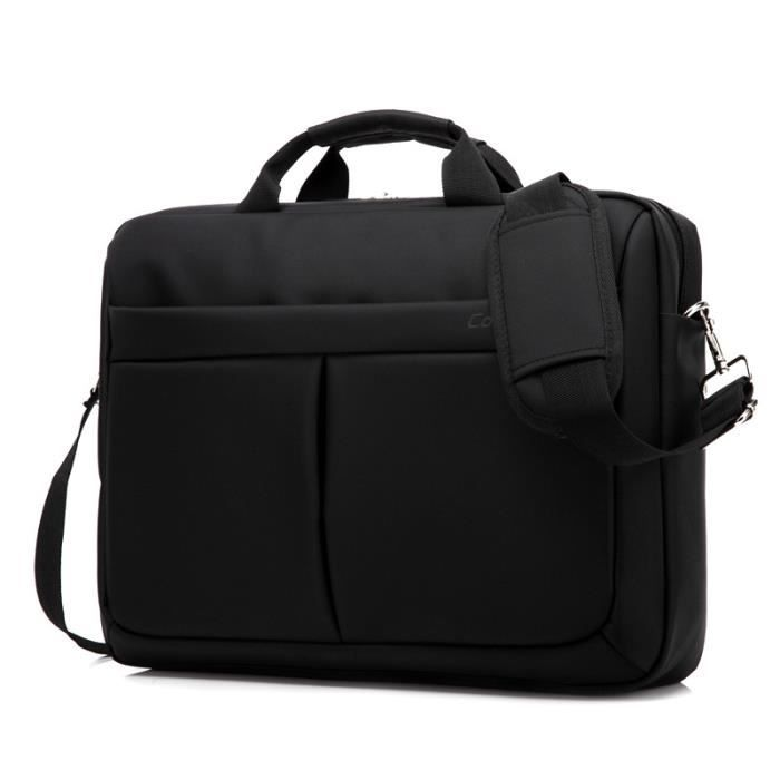 ivencase 15 6 pouces ordinateur portable netbook macbook pro air sac main bandouli re. Black Bedroom Furniture Sets. Home Design Ideas