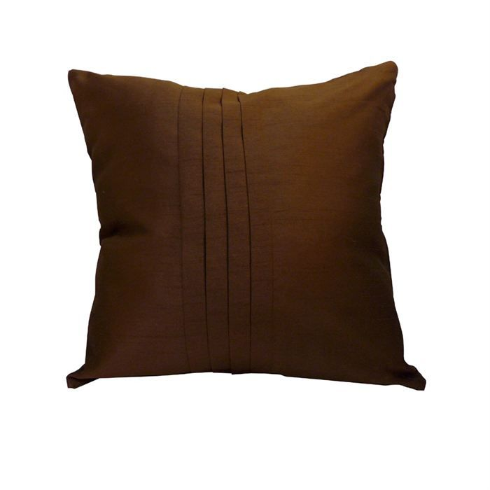 coussin 40x40 samourai chocolat achat vente coussin. Black Bedroom Furniture Sets. Home Design Ideas