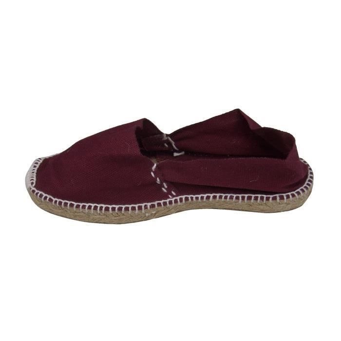 Espadrille Wine HPP8N Taille-42 1-2
