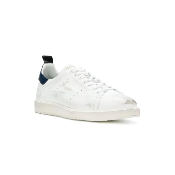 COMMON PROJECTS FEMME 38390509 ARGENT CUIR BASKETS IH7DJ