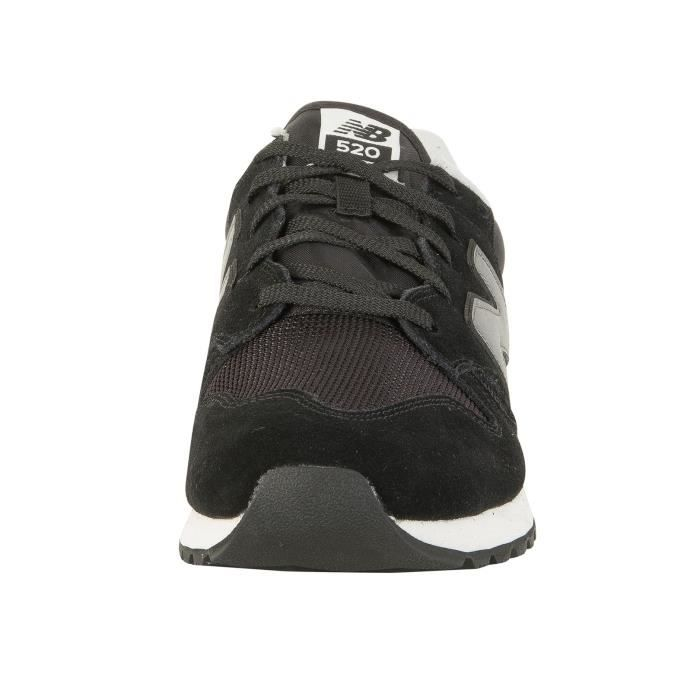 New Balance Homme 520 Trainers, Noir