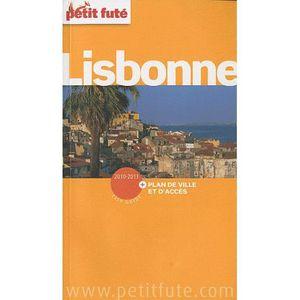 AUTRES LIVRES GUIDE PETIT FUTE ; CITY GUIDE; LISBONNE (EDITION 2