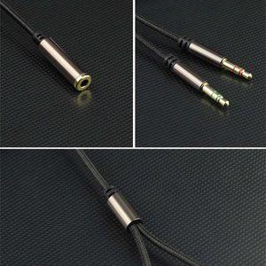 MODEM - ROUTEUR 3,5 mm 2 à 1 double diviseur Y câble adaptateur éc