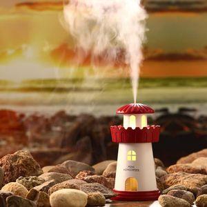 HUMIDIFICATEUR ÉLECT. Lampe LED Humidificateur Phare humidificateur d'ai