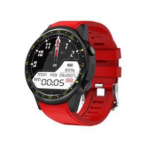 MONTRE CONNECTÉE LAMZIEN® Smartwatch Bluetooth Montre Connectée ave