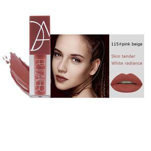 ROUGE A LEVRES  Long Lasting Rouge à lèvres mat imperméable liquide Lip Gloss Lip Liner Cosmétiques BIO#325