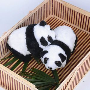 PELUCHE Mignon marche électronique Panda en peluche musica