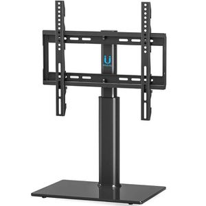 FIXATION - SUPPORT TV FITUEYES Meuble TV Pivotant Design Support TV Pied