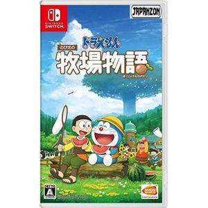 JEU NINTENDO SWITCH Bandai Namco Games Doraemon Story of Seasons NINTE