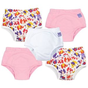COUCHE Bambinomio Potty Lot de 5 culottes d'apprentissage