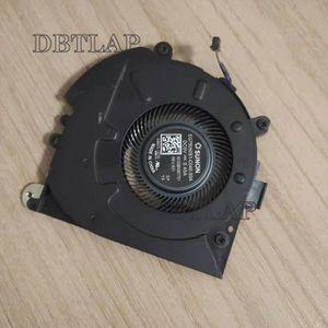 DBTLAP CPU Fan Compatible for FCN FLKP DFSCK22115181L EP DC12V 1A Notebook 4-Wire Blower Cooling Fan