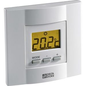 THERMOSTAT D'AMBIANCE DELTA DORE Thermostat d'ambiance filaire à touches