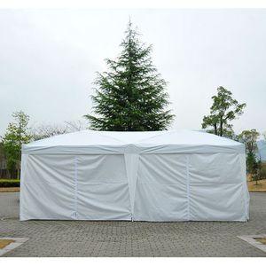 TONNELLE - BARNUM Tonnelle tente de reception pliante pavillon chapi