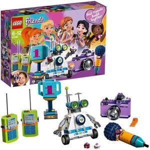 ASSEMBLAGE CONSTRUCTION LEGO® Friends 41346 La Boîte de l'Amitié