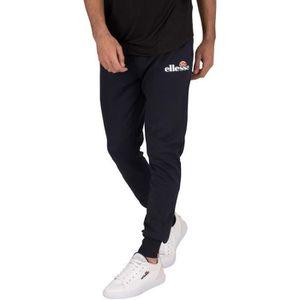 jogging Bottoms Ellesse Ovest Jogging Pantalon Dans Bleu Marine Bleu-Track Pantalon