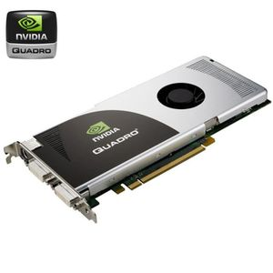 CARTE GRAPHIQUE INTERNE Carte Graphique Pro NVIDIA Quadro FX3700 PCIe x16
