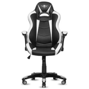 SIÈGE GAMING SPIRIT OF GAMER Siège Gaming Racing - Noir/Blanc