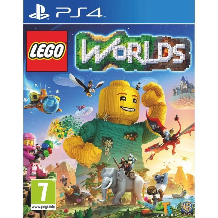 LEGO Worlds Jeu PS4