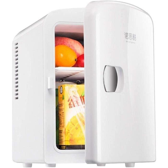 TXC- Petit Réfrigérateur Mini Petite Maison Dortoir Réfrigérateur Chaude et Froide Boîte Voiture Accueil à Double Usage Portabl[267]