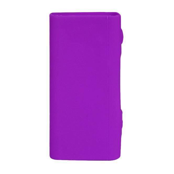 evic-VTC mini cigarette électronique silicone set violet Etui en silicone pour mini enveloppe pelliculaire EVIC-VTC
