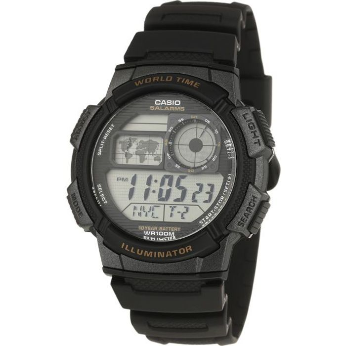 MONTRE OUTDOOR - MONTRE MARINE