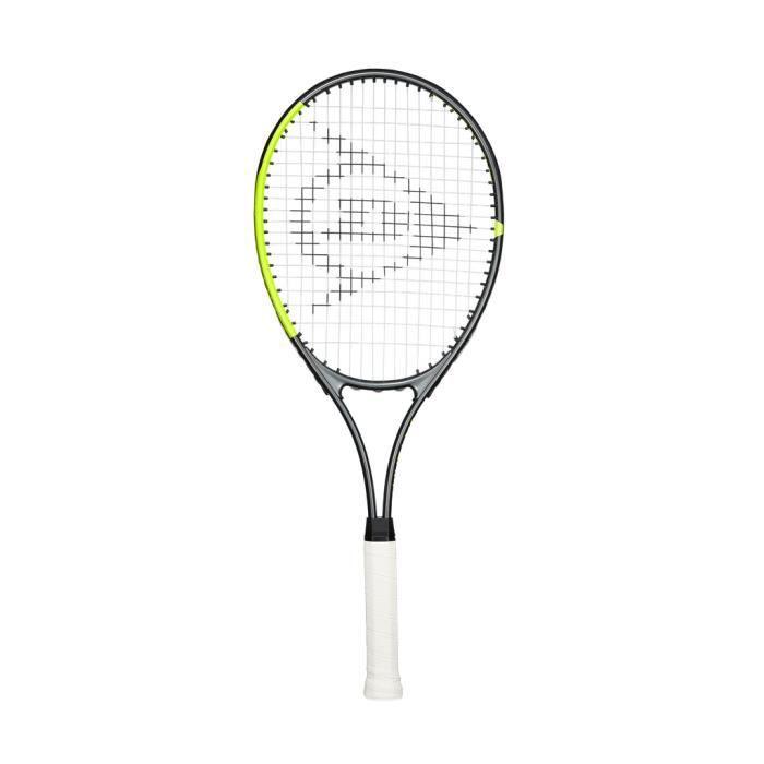 Raquette Dunlop sx 27 g2 - gris/jaune - TU