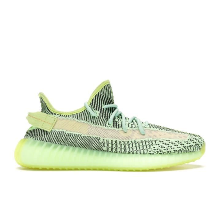 Basket Yezzy Boost 350 V2 FX4130 (Reflective) Chaussures de Running Homme Femme - 3M reflective