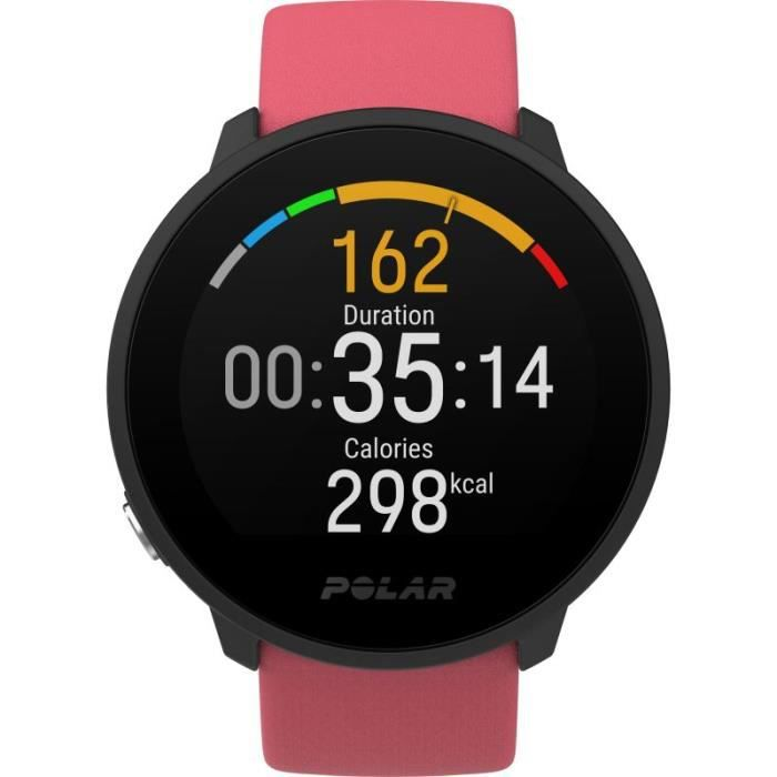 Polar Unite Fitness Watch - Rose