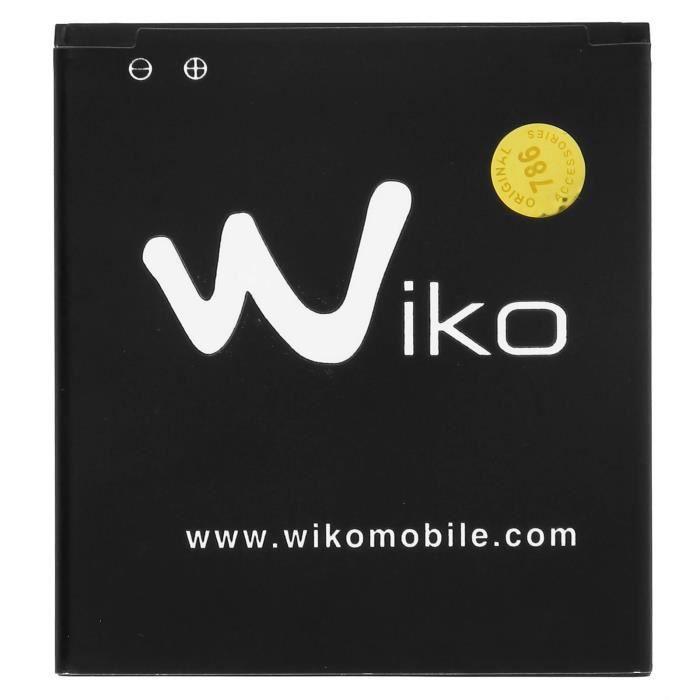 Batterie Wiko Cink King 2000mAh - Batterie d'origine Wiko