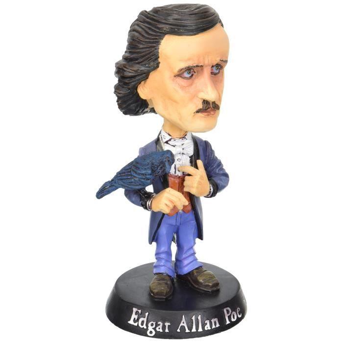 Official Edgar Allan Poe Collectible Bobblehead Bobble Head Figure