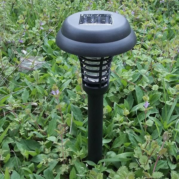 Beautiful lampe de jardin keria photos design trends for Lampe led jardin