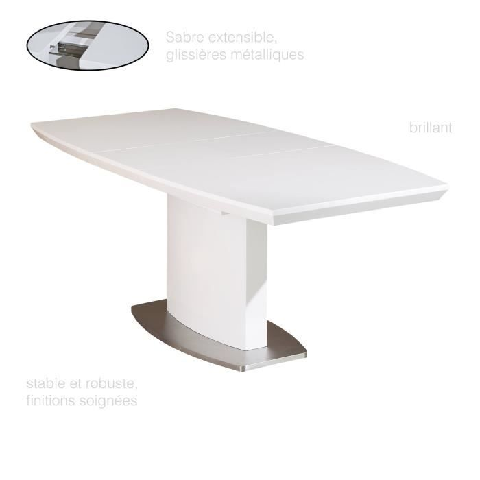 Table A Manger Table Moderne Table Contemporaine Table Extensible