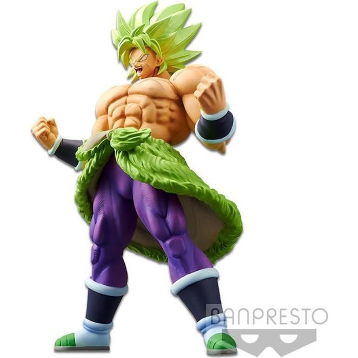 Dragon Ball Broly Full Movie: Super Saiyan Broly Full Power