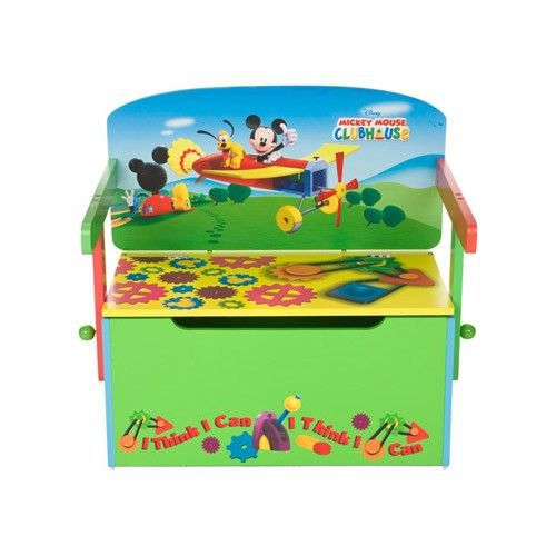 mickey club house meuble 3 en 1 achat vente coffre jouets mickey meuble 3 en 1 cdiscount. Black Bedroom Furniture Sets. Home Design Ideas