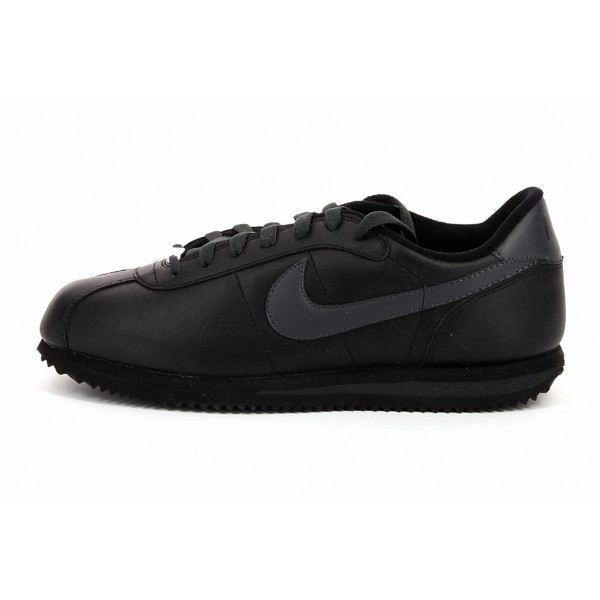 Cortez Vente Achat Basket Leath… Noir Nike Classic WHIYED29