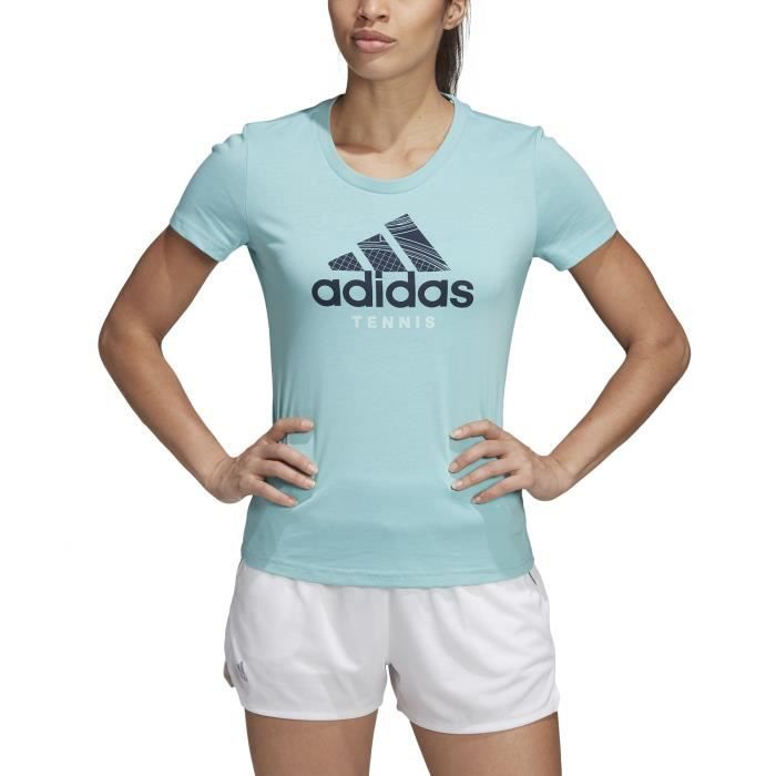 T shirt femme adidas Badge of Sport Tennis