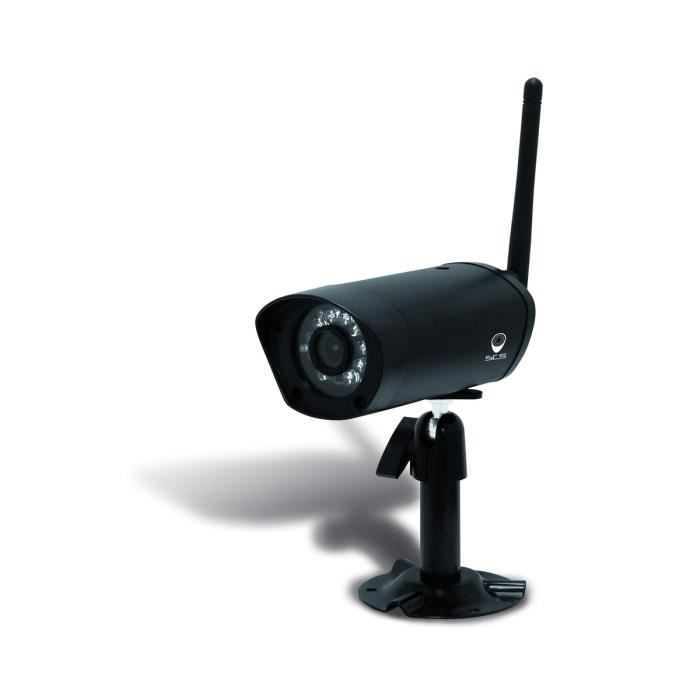 scs sentinel cam ra de surveillance wapp wi fi usage. Black Bedroom Furniture Sets. Home Design Ideas