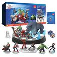 JEUX PS4 Pack Disney Infinity 2.0 : Marvel Super Heroes PS4
