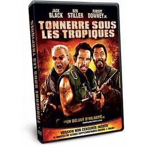 DVD FILM DVD Tonnerre sous les Tropiques