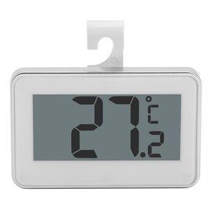 THERMOMÈTRE DE CUISINE LCD Thermomètre Numérique de Réfrigérateur Congéla