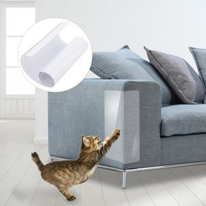 HOUSSE MEUBLE JARDIN  2pcs tapis canapé de protection chat anti-rayures