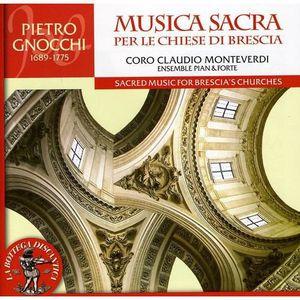 CD MUSIQUE CLASSIQUE Coro Claudio Monteverdi Di Crema - Pietro Gnocchi: