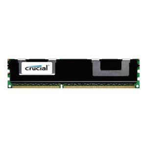 MÉMOIRE RAM Crucial kit 16Go DDR3 1600MHz    CT2C8G3S160BMCEU