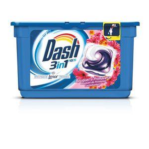 LESSIVE DASH PODS 3IN1 X 15 PRIMAVERA