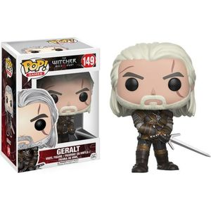 FIGURINE - PERSONNAGE Figurine Funko Pop! The Witcher Wild Hunt : Geralt