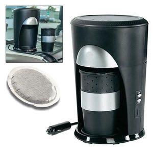 CAFETIÈRE Cafetière 24V à dosettes de café pour Camion - Rou